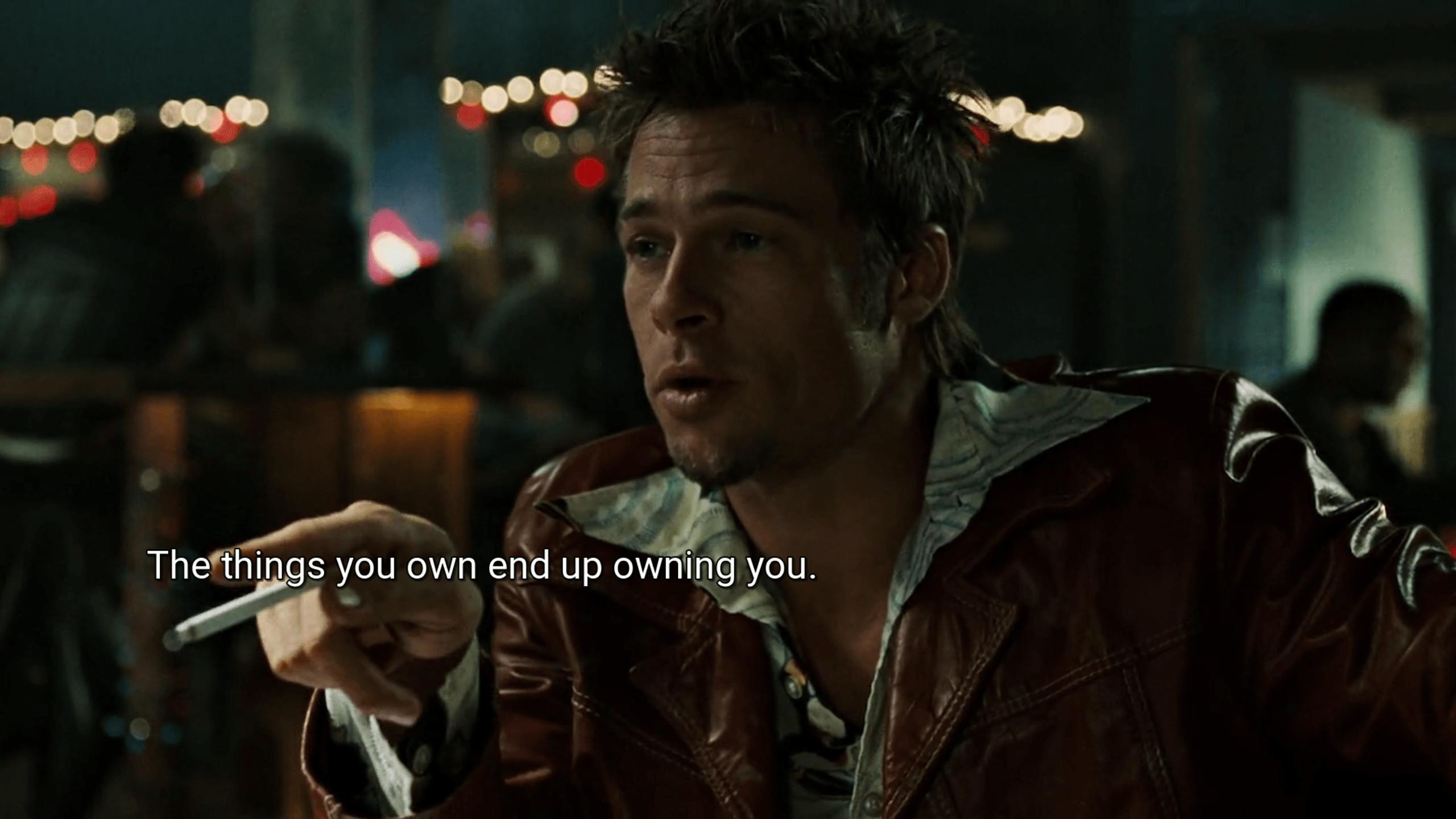 Fight Club (1999) Movie Quotes